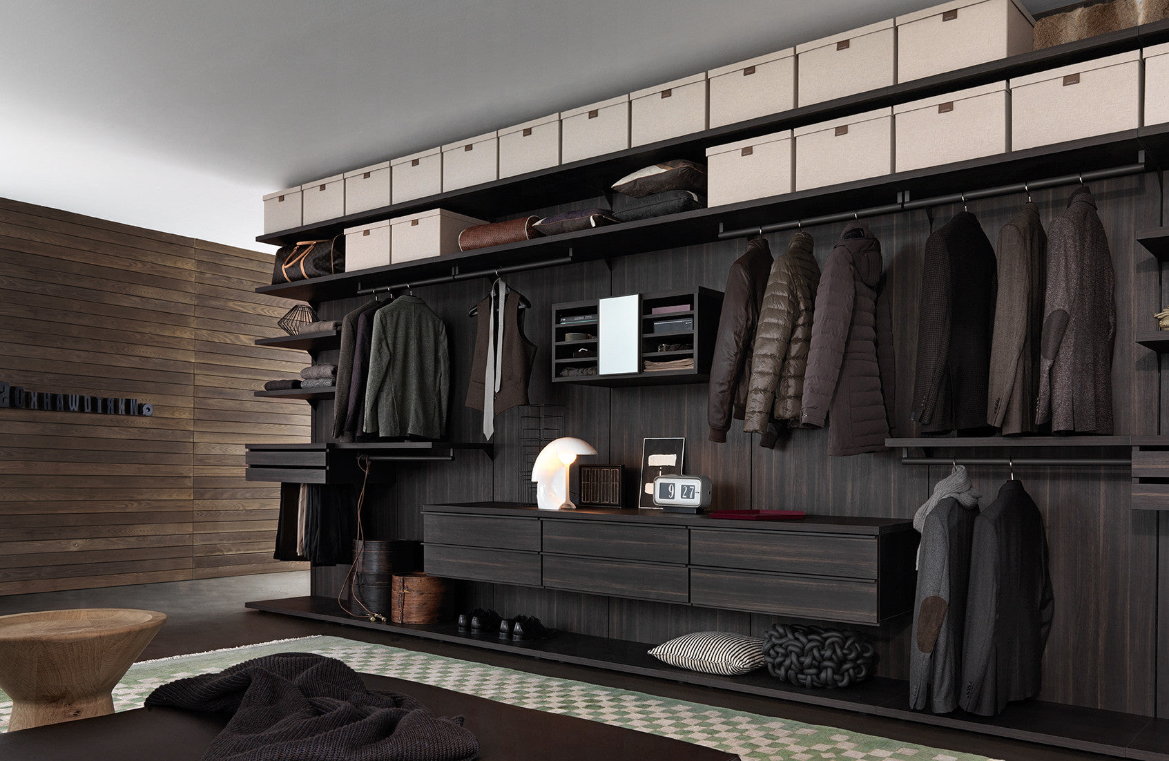 Giellesse Wardrobes available from Abitalia South Coast