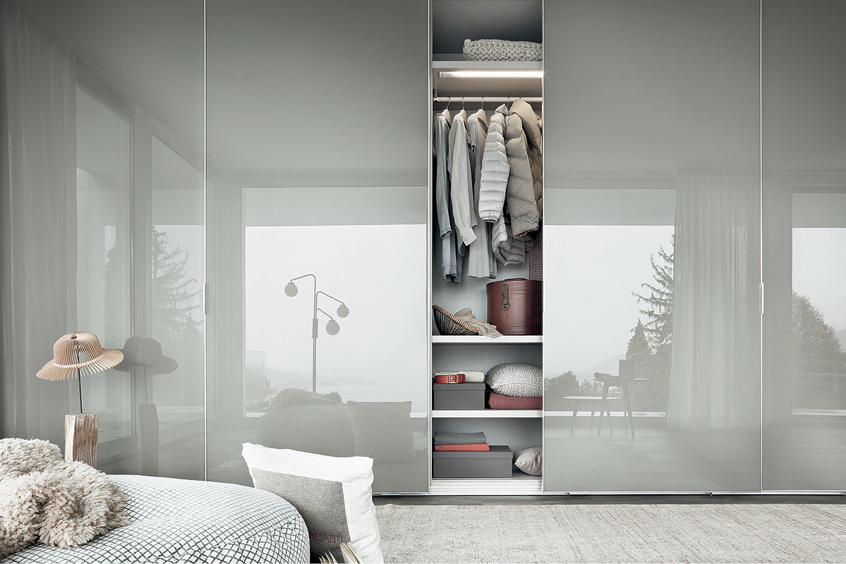 . Beautiful Contemporary wardrobes from Giellesse   Abitalia South Coast