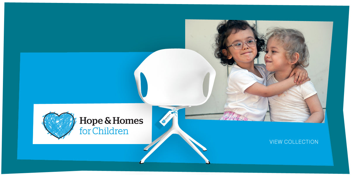 Support Hope and Homes and buy furniture online from their exclusive collection