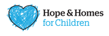 Hope and Homes for Children is our partner charity