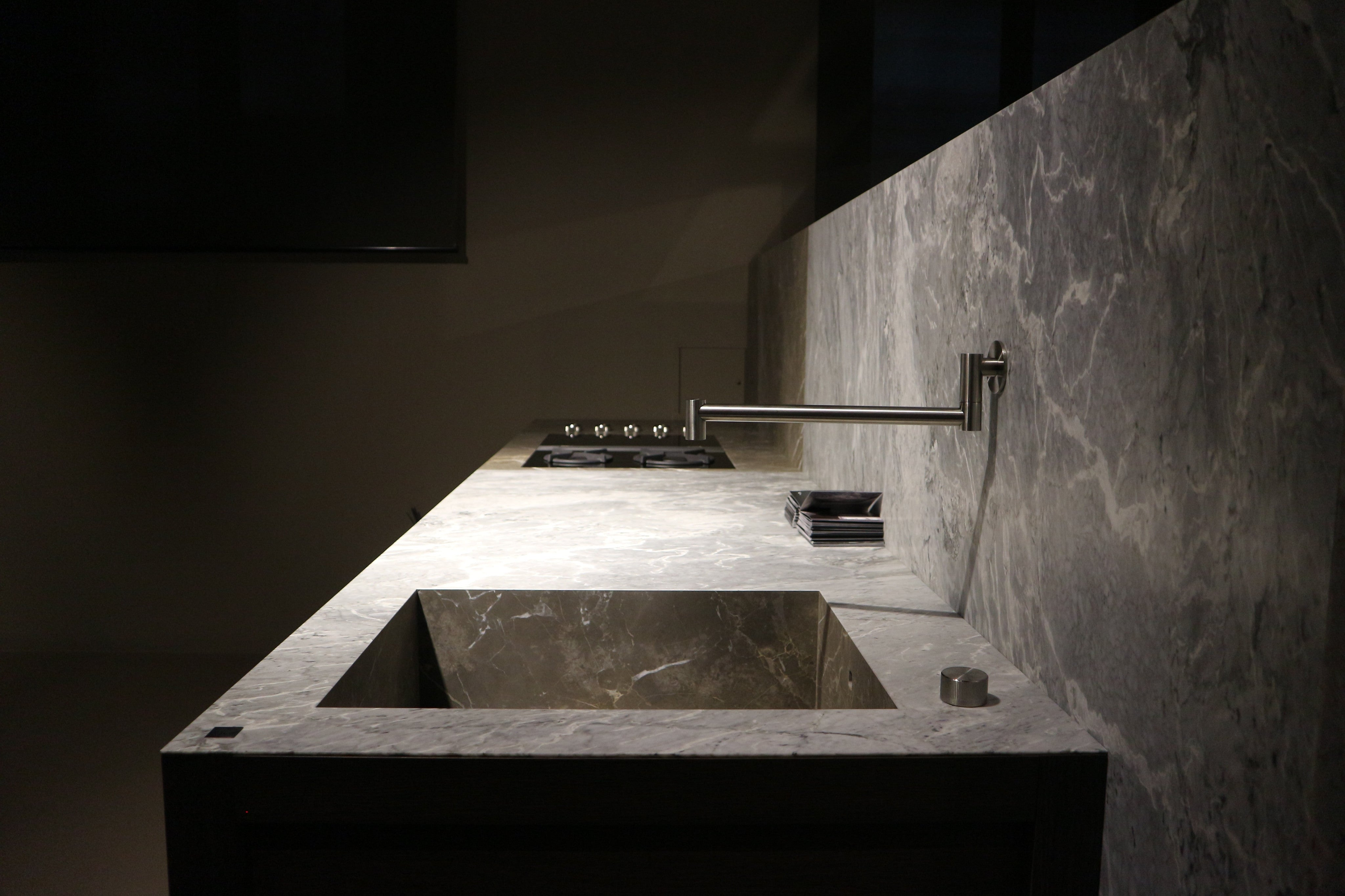 Stone Kitchens by Minotti Cucine