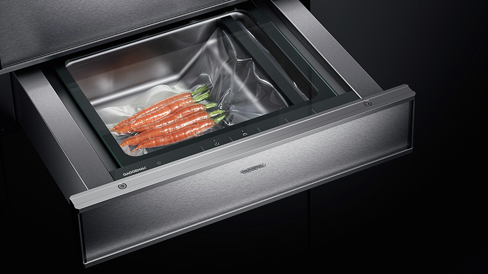 Vacuuming drawer - Gaggenau