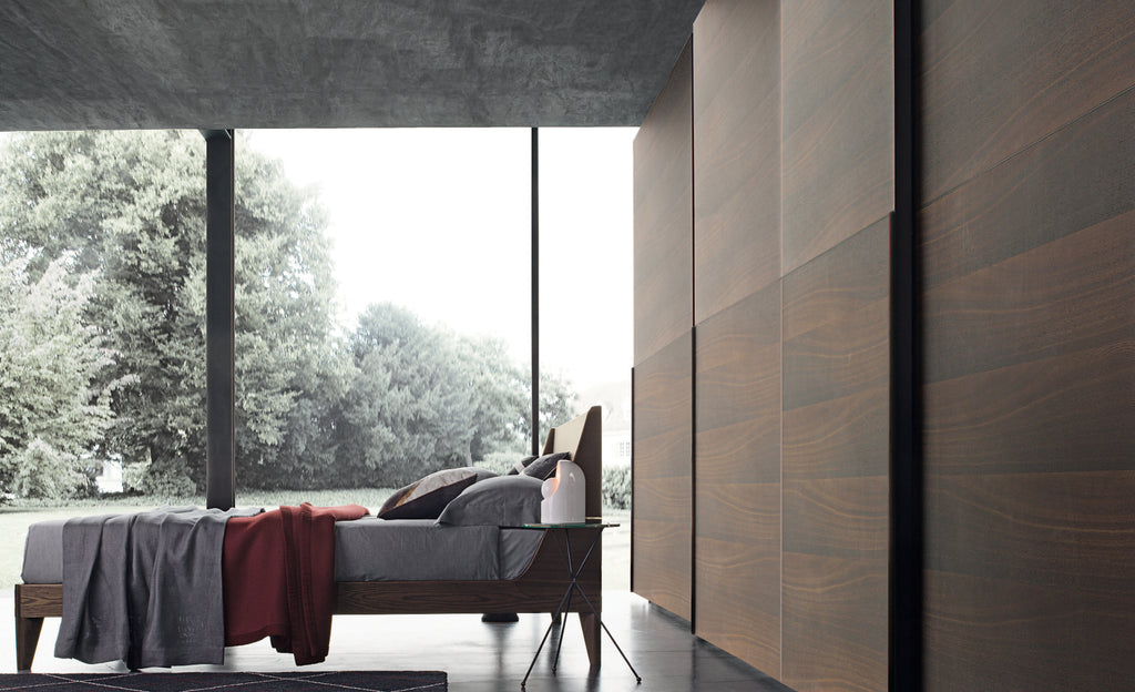 Heron luxury contemporary Italian wardrobe by Giellesse available via Abitalia South Coast, Poole, Dorset