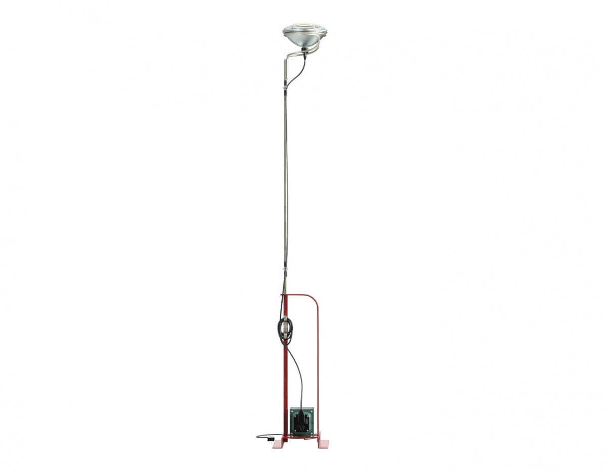 Buy the new FLOS Toio Titanium Lamp online from Abitalia South Coast
