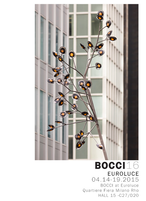 Bocci16 in Canada - beautiful lights for beautiful spaces