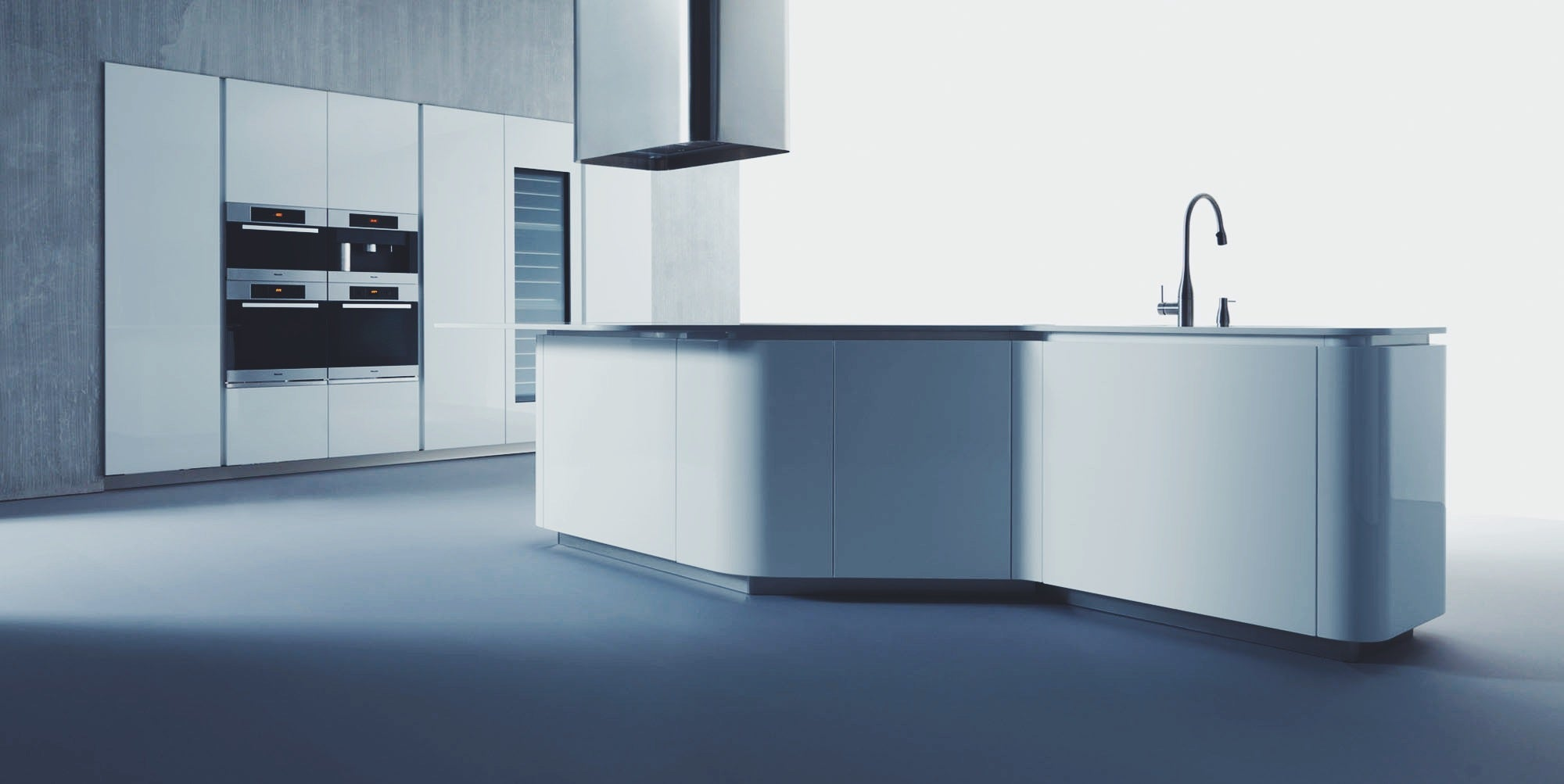 Abitalia South Coast design and install luxury contemporary kitchens in Poole and Bournemouth