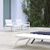 Garden furniture by luxury brand Emu