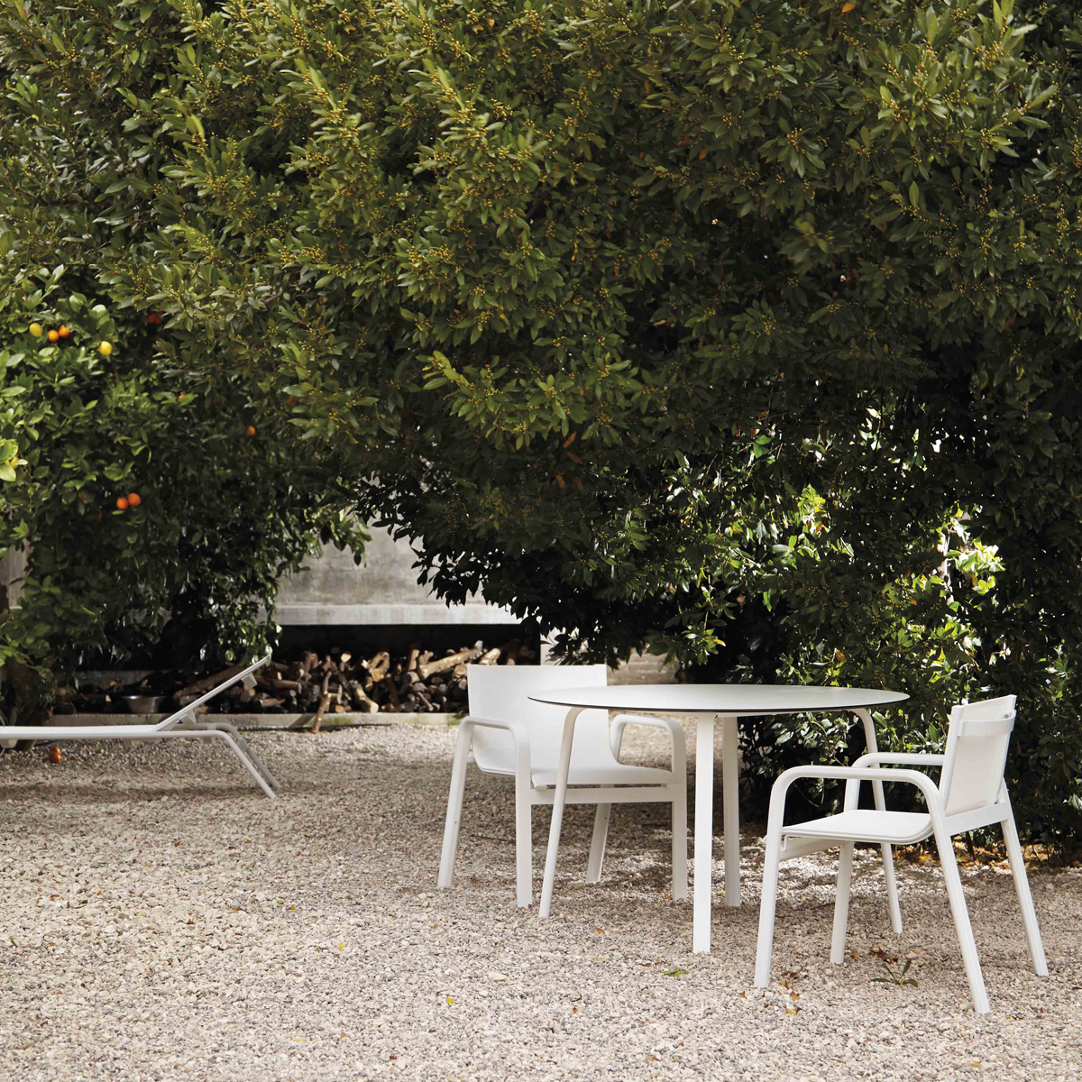 Serralunga outdoor furniture and lighting