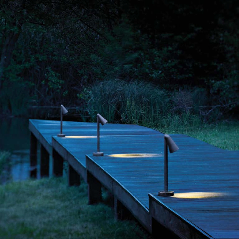 Contemporary outdoor lighting for luxury interiors and homes