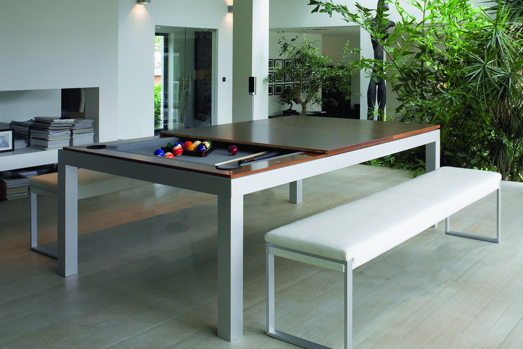 Abitalia South Coast are UK dealers of Fusion Tables by Aramith.