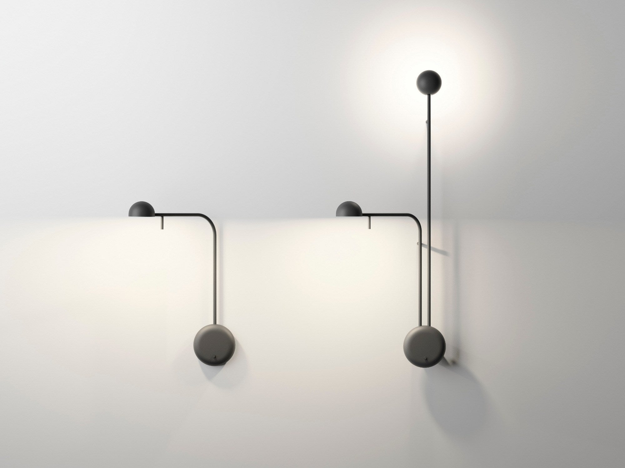 Pin Wall Lights - Abitalia South Coast UK