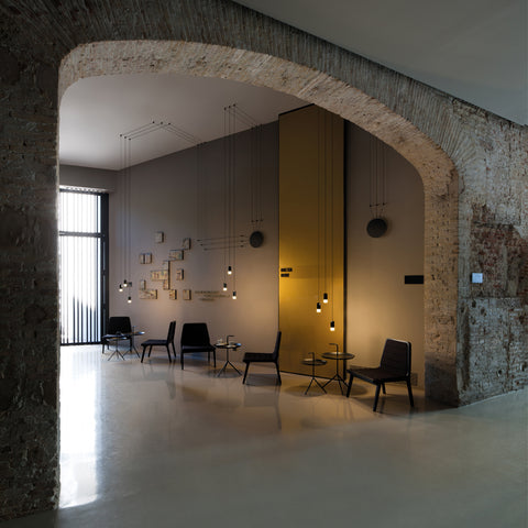 Abitalia South Coast are dealers of Vibia lighting in the UK