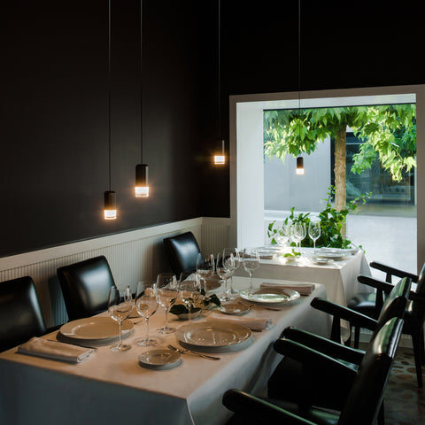 Abitalia South Coast supplies lighting for hotels and restaurants