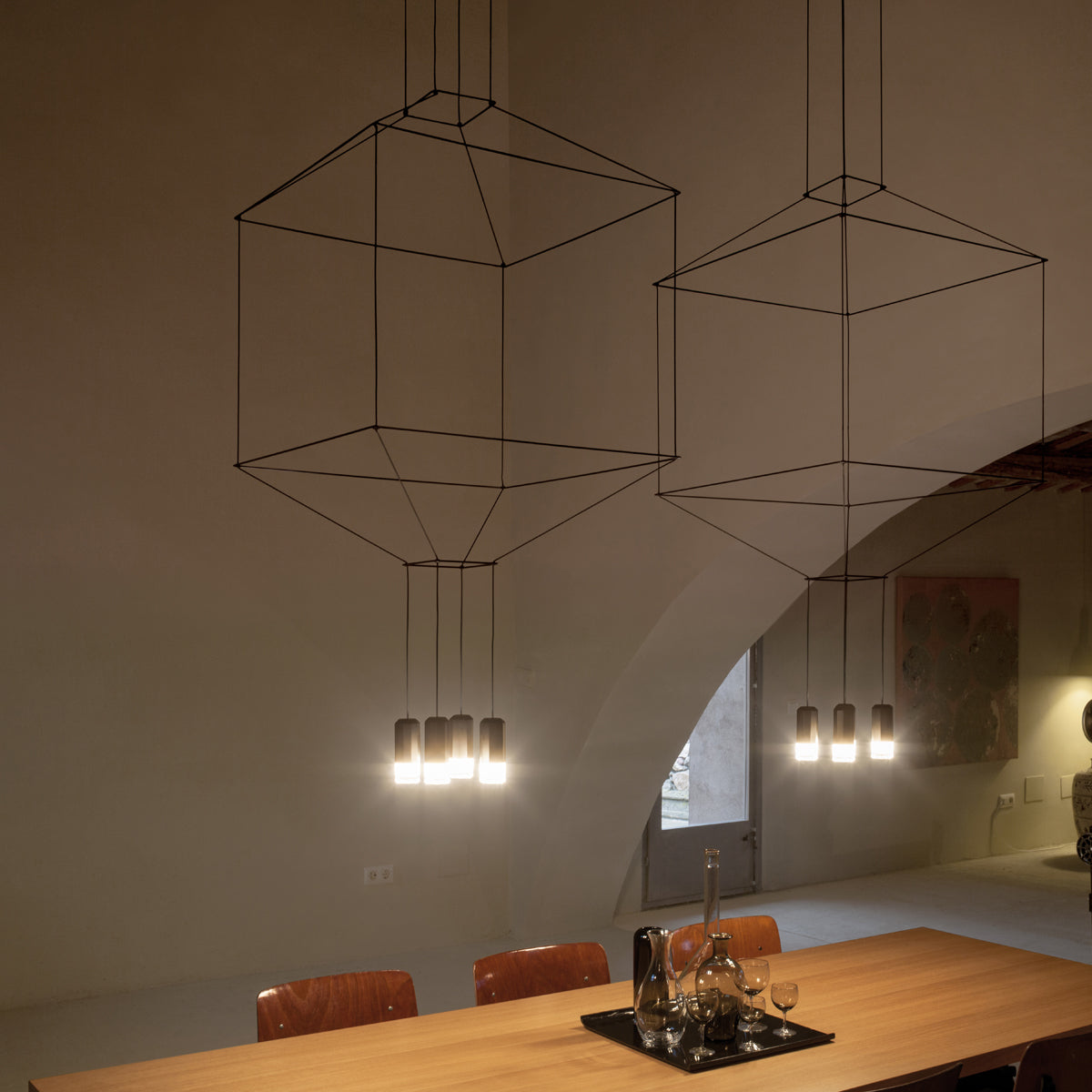 Contemporary And Modern Statement Lighting From Designer