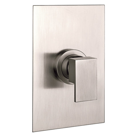 Gessi Rettangolo Chrome One Way Diverter