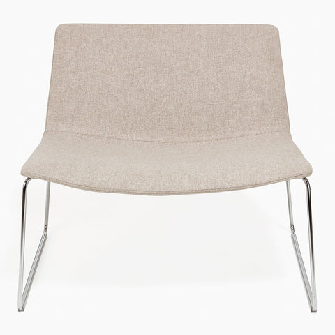 Catifa 80, Sled chair. Arper contemporary furniture from Italy. Modern Chairs via Abitalia South Coast - free delivery 1