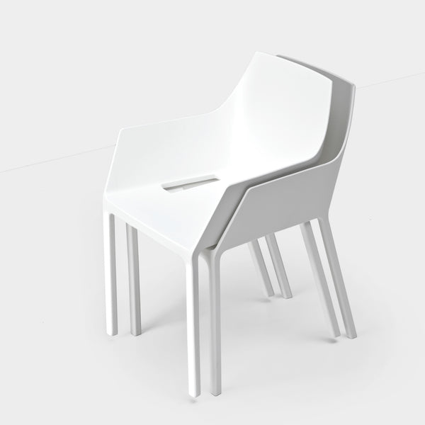 The contemporary Mem chair by Kristalia available from Abitalia South Coast, Poole, Dorset 3