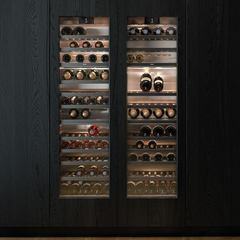Gaggenau vario wine climate cabinet 400 series supplied by Abitalia South Coast based in Poole, Dorset