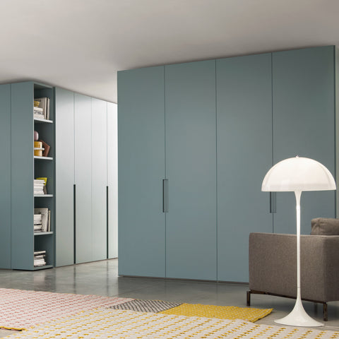 Unika wardrobe by Novamobili, Italian design, bespoke contemporary fitted wardrobes and luxury wardrobe design 1