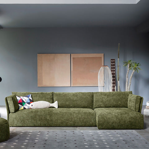 Smuk Sofa by Novamobili, Italy. Beautiful luxury Italian designer sofa 1
