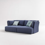 Smuk Sofa by Novamobili, Italy. Beautiful luxury Italian designer sofa 2