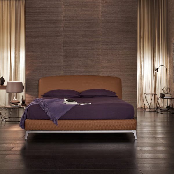 Olivier Double Bed , Beds - Flou, Abitalia South Coast  - 1