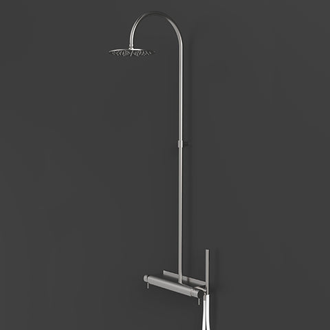 CEA design outdoor shower mil114, high quality italian designed taps and fittings