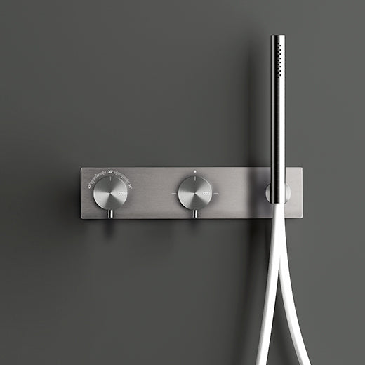 CEA design outdoor shower MIL25 high quality italian designed shower, taps and fittings
