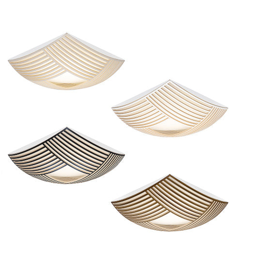 The Kuulto 9100 ceiling light. Contemporary designer lighting from Finland available from Abitalia South Coast 1