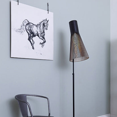 The Secto 4210 floor lamp. Contemporary designer lighting from Finland available from Abitalia South Coast 1