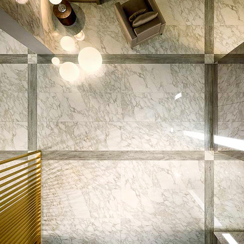 Luxury porcelain tiles - Rex, I bianchi di Rex - PietraCasa, Poole, Dorset 1