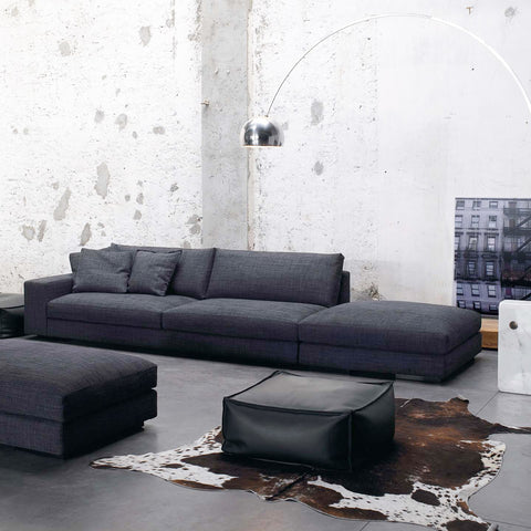 Luxury Italian designed Holden sofa by Verzelloni, Italy available via Abitalia South Coast based in Poole, Dorset