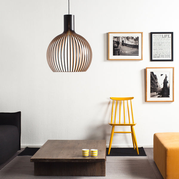 The Secto Octo 4240 pendant light. Contemporary designer lighting from Finland available from Abitalia South Coast 3