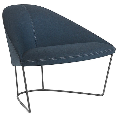 Colina M Sled chair. Arper contemporary furniture from Italy. Modern Chairs via Abitalia South Coast - free delivery 1