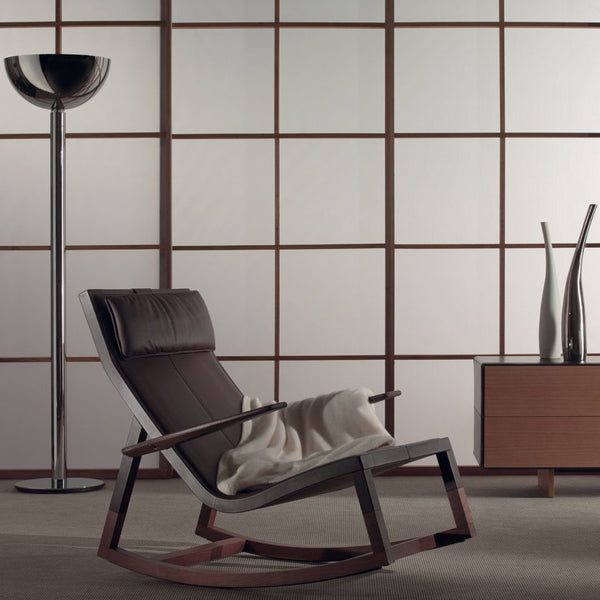 Don'do Rocking Chair , Luxury Italian Chairs - Poltrona Frau, Abitalia South Coast - 2