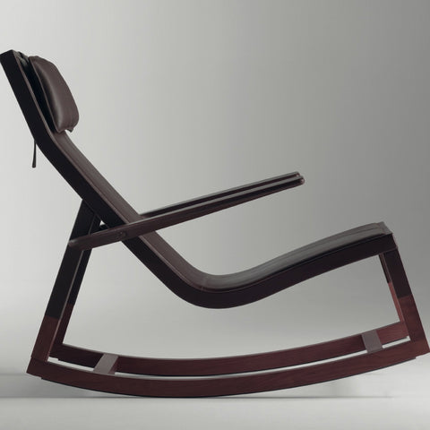 Don'do Rocking Chair , Luxury Italian Chairs - Poltrona Frau, Abitalia South Coast - 1