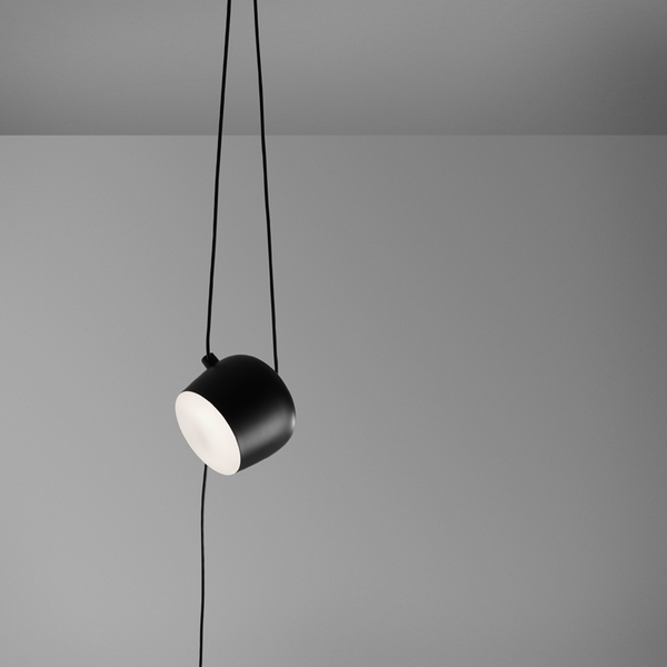 AIM suspension light Black / Single, Lights - Flos, Abitalia South Coast - 6