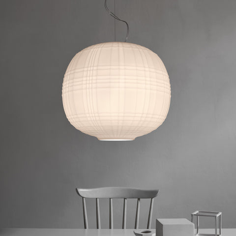 Tartan Suspension Light , Lights - Foscarini, Abitalia South Coast  - 1
