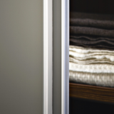 Groove hinged wardrobe , Wardrobe - Giellesse, Abitalia South Coast  - 4