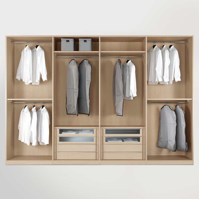 Buy Glass Fronted Wardrobe Drawer Units Online Abitalia South Coast