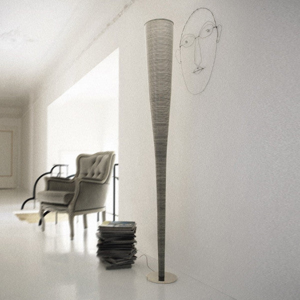 Mite Floor Lamp , Lights - Foscarini, Abitalia South Coast  - 1
