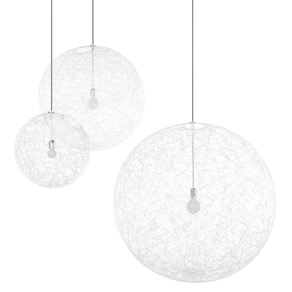 Random Light LED Suspension lamp , Lights - Moooi, Abitalia South Coast  - 1