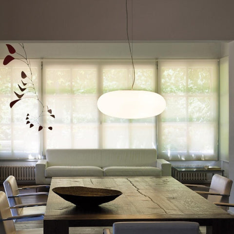 Vol hanging lamp , Light - Vibia, Abitalia South Coast  - 1