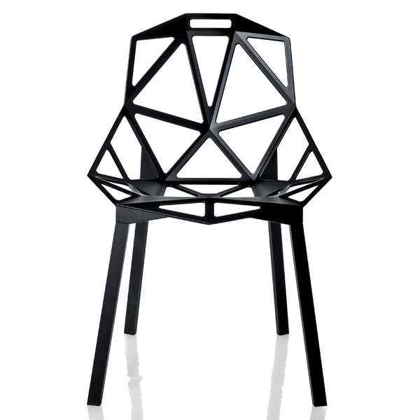 One Chair Black, Chair - Magis, Abitalia South Coast  - 1
