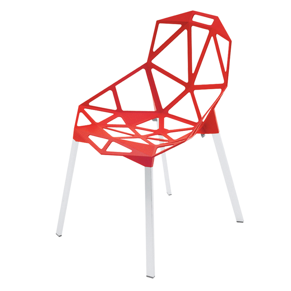 One Chair Red, Chair - Magis, Abitalia South Coast  - 2