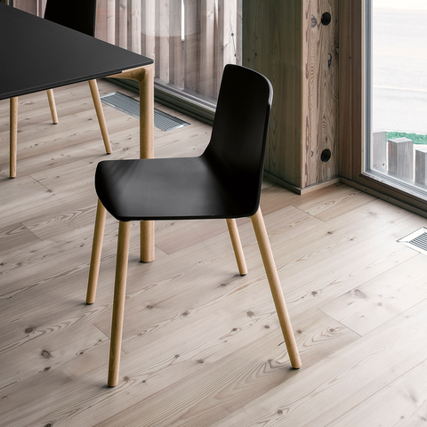 Rama Chair (Wood base) , Chair - Kristalia, Abitalia South Coast