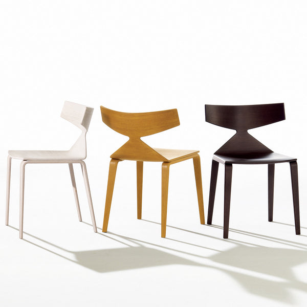 Saya 4 legs chair. Arper contemporary furniture from Italy. Modern Chairs via Abitalia South Coast - free delivery 3