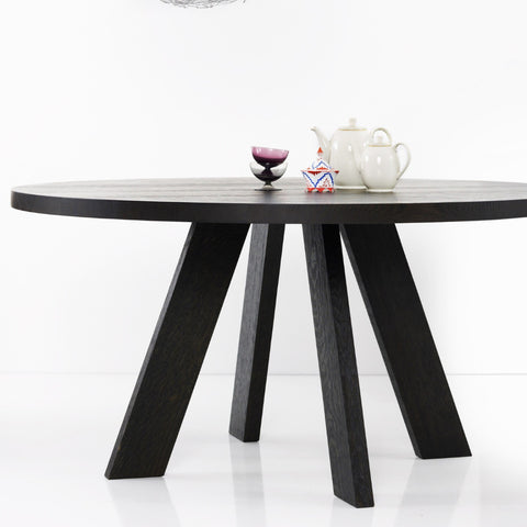 Stato Round Luxury Dining table , Tables - More, Abitalia South Coast - 1