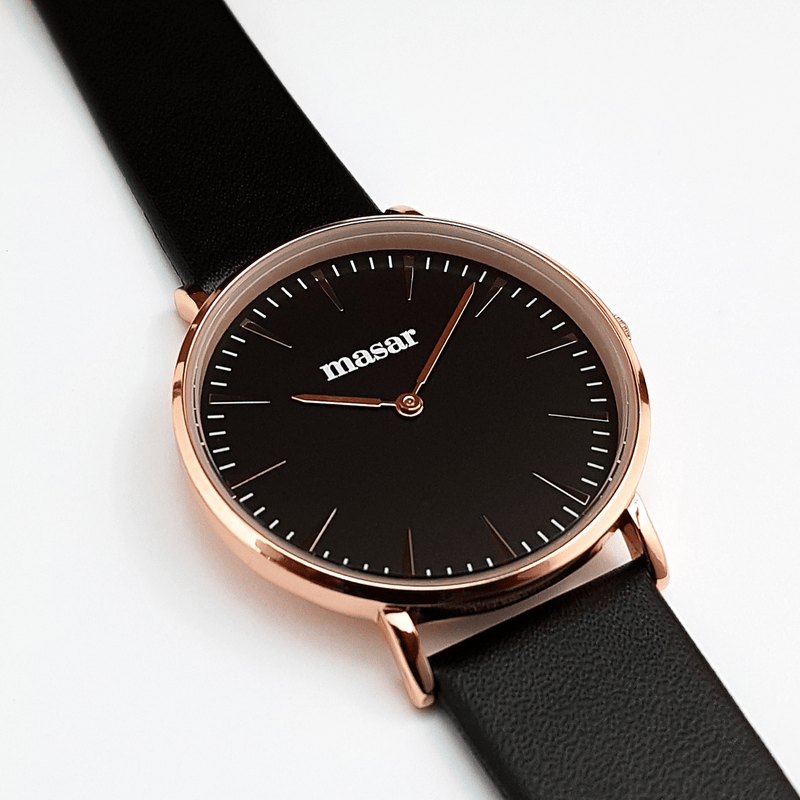 <transcy>Neo-05 Rose Gold Full Black</transcy>