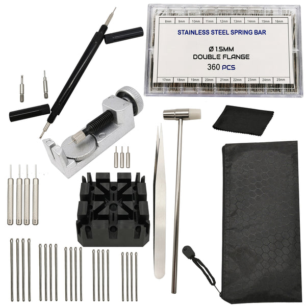 kit-premium-reparation-bracelet-de-montre-watch-repair